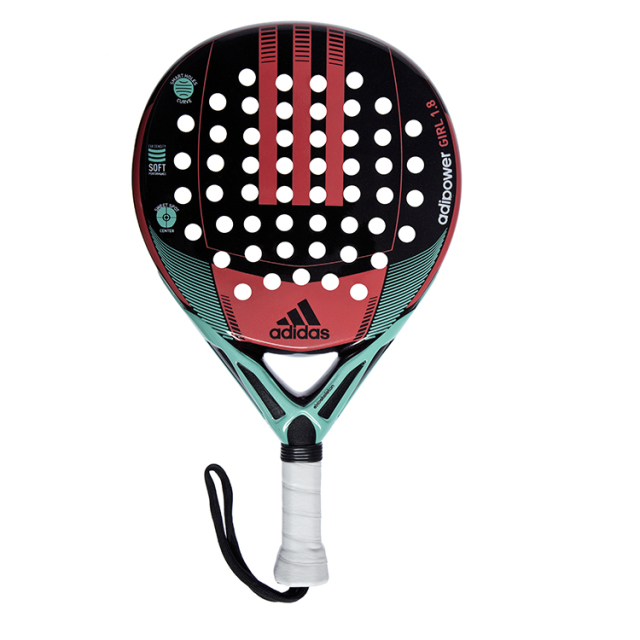 Padel Racket ADIPOWER GIRL 1.8