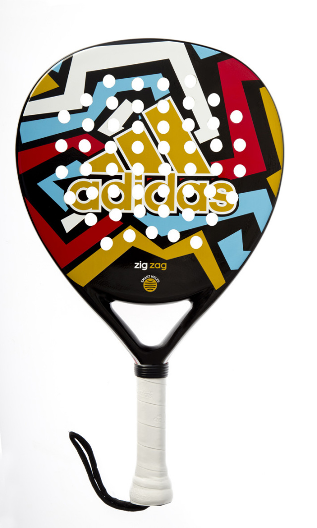 Padel Racket Zig Zag adidas Junior