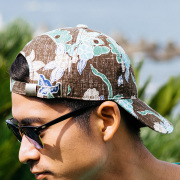 【PAIKAJI×reyn spooner】メンズアロハキャップ /Men's Caps 「SARASA」