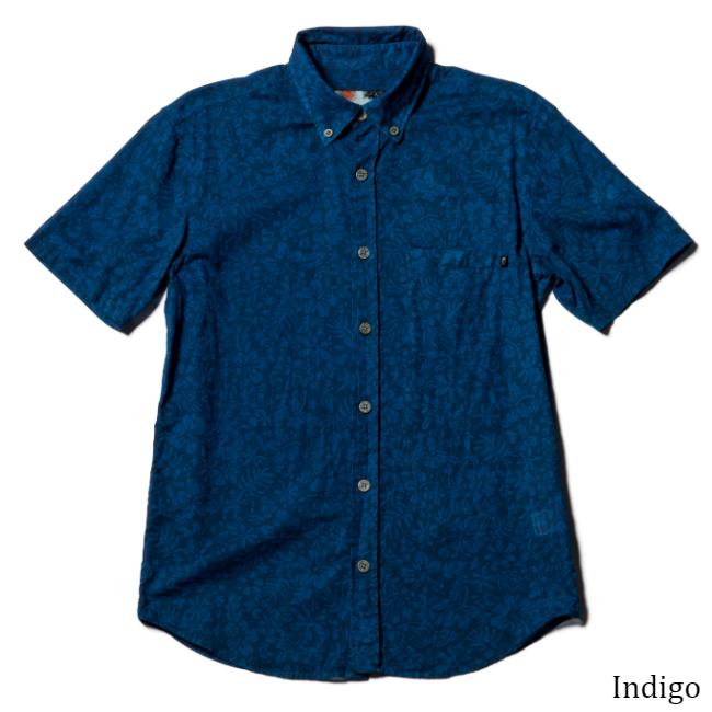 アロハシャツ メンズ ボタンダウンシャツ