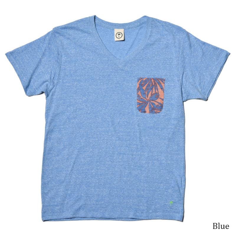 メンズポケットTシャツ/Mens Pocket T-shirts