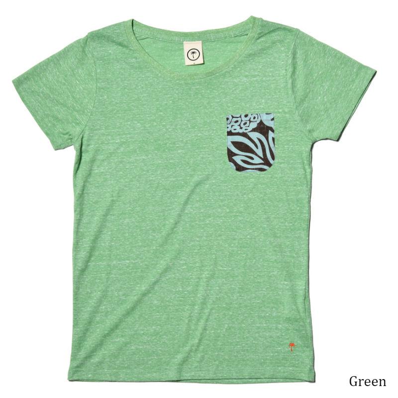 レディースポケットTシャツ/Ladys Pocket T-shirts