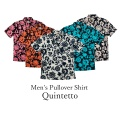 Men's Pullover Shirt/Quintetto 【WEB限定】