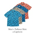 Men's  Pullover Shirt/a Capriccio