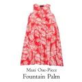 レディース マキシワンピース / Fountain Palm