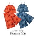 レディース セットアップ / Fountain Palm