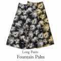 レディース ロングパンツ / Fountain Palm