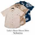 Lady's Short-Sleeve Shirt/Schietto