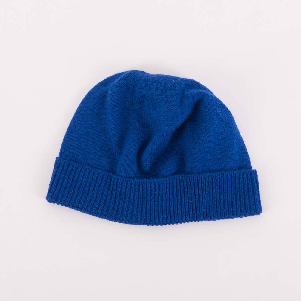 ジョンスメドレー ウール ニット 帽子 JOHN SMEDLEY TAURUS CONISTON BLUE