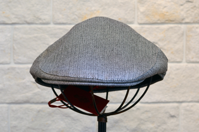 CHRISTYS' LONDON HUNTING GREY / クリスティーズ ロンドン ハンチング 帽子 グレー