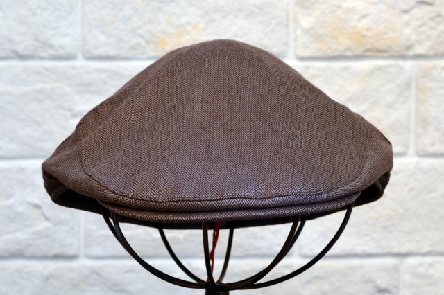 CHRISTYS' LONDON HUNTING BROWN / クリスティーズ ロンドン ハンチング 帽子 ブラウン