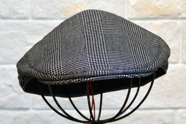 CHRISTYS' LONDON HUNTING / クリスティーズ ロンドン ハンチング 帽子 チェック 千鳥柄