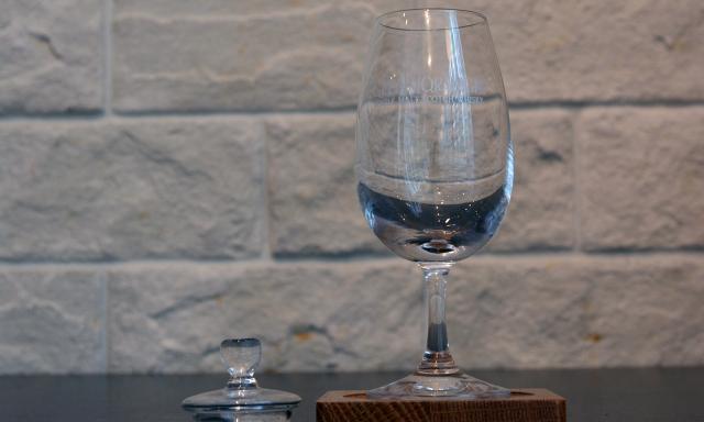 GLENMORANGIE SINGLE MALT SCOTCH WHISKY TASTING GLASS/スコッチウィスキー グレンモーレンジ グラス