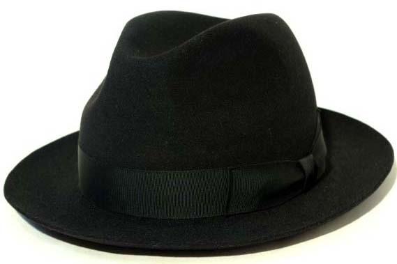 CHRISTYS' LONDON クリスティーズ ロンドン ハット 帽子 アンテロープ