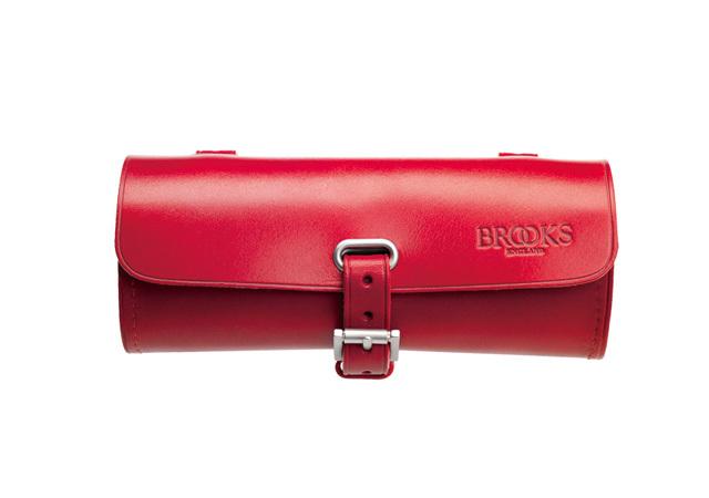 BROOKS ENGLAND CHALLENGE BAG RED TOOL BAG/ブルックス イングランド ツールバッグ レッド