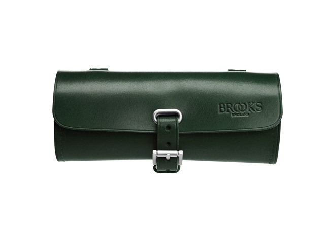 BROOKS ENGLAND CHALLENGE BAG GREEN TOOL BAG/ブルックス イングランド ツールバッグ グリーン
