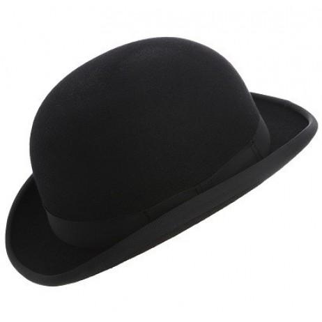 クリスティーズ  ロンドン CHRISTYS' ファー スタンダード ボーラー ハット 帽子