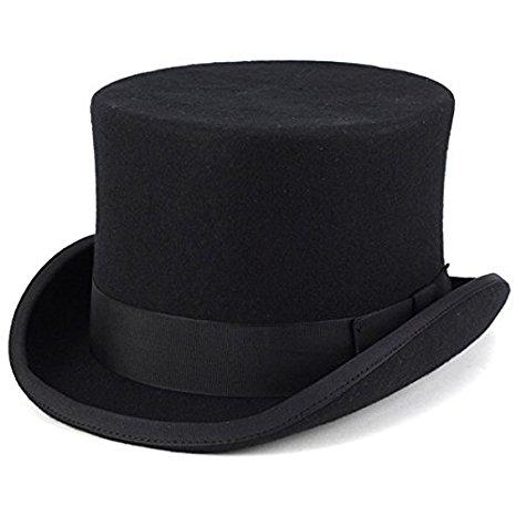 CHRISTYS' LONDON クリスティーズ ロンドン ファッショントップハット 帽子