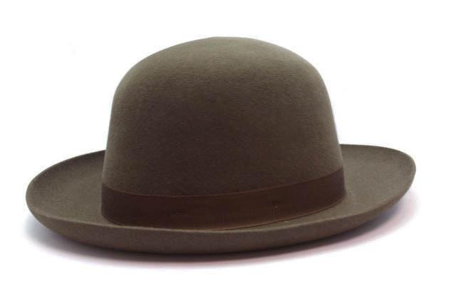 CHRISTYS' LONDON FAR FOLDAWAY HAT LIGHT BROWN / クリスティーズ ロンドン フォルダウェイ ハット 帽子 ライトブラウン