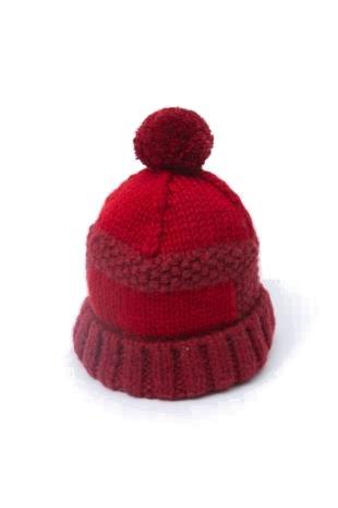 Folk フォーク レッド ニットキャップ Ruck Hat Red