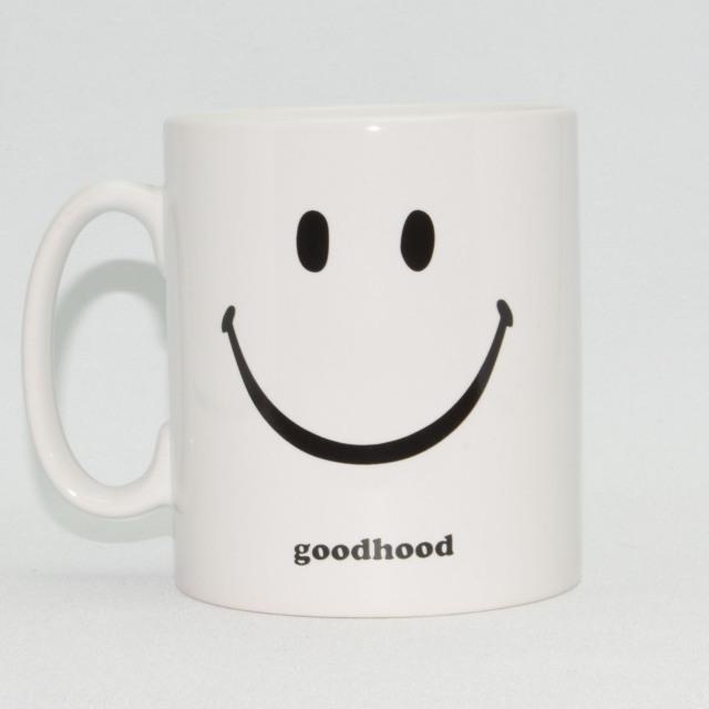 GOOD HOOD ORIGINAL MUG グッドフッドグッド オリジナル マグカップ