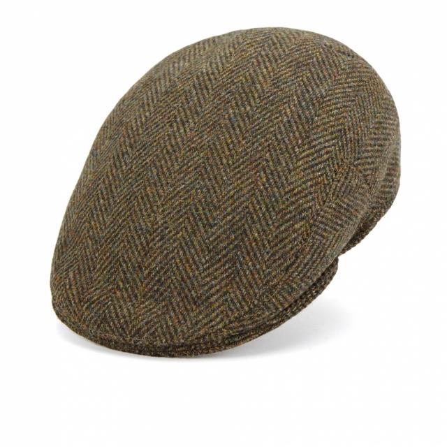 JAMES LOCK ジェームスロック ハンチング 帽子 HUNTING HAND MADE TWEED CAP GILL