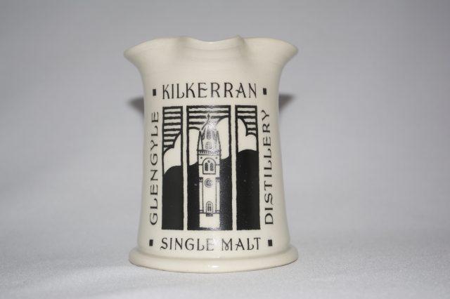 KILKERRAN GLENGYLE WHISKY MUG キルケラン グレンガイル ウイスキー 陶製 水差し