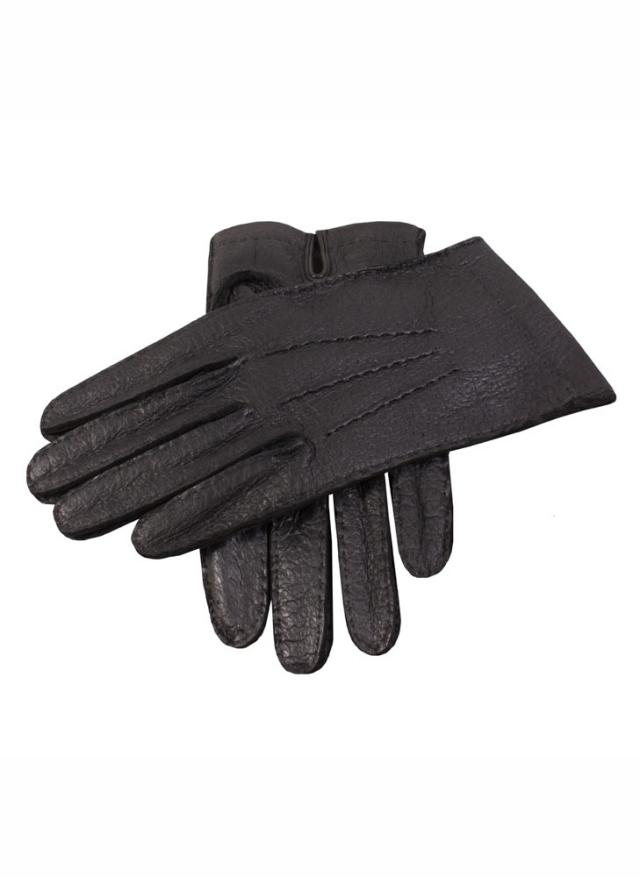 デンツ DENTS 手袋 グローブ ペッカリー ブラック