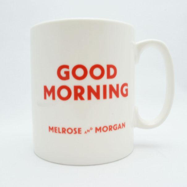 MELROSE AND MORGAN MUG/メルローズ アンド モーガン マグカップ