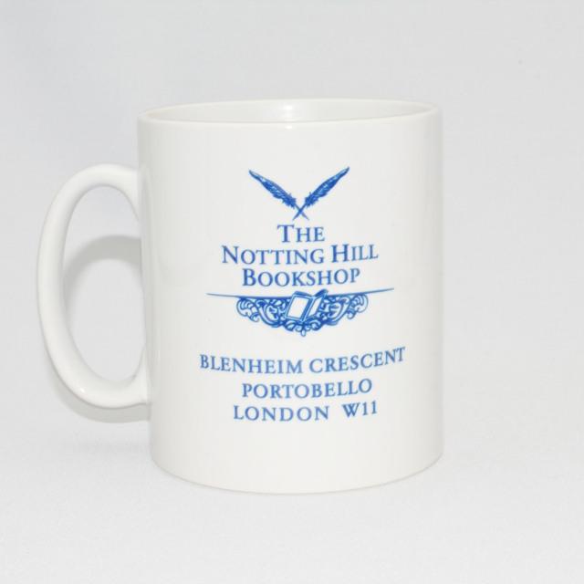 THE NOTTING HILL BOOK SHOP ノッティグヒル ブックショップ マグカップ