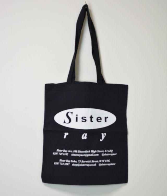 SISTER RAY TOTE BAG/シスターレイ トートバッグ