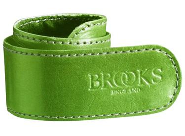 BROOKS ENGLAND TROUSER STRAP GREEN/ブルックス イングランド トラウザーストラップ グリーン