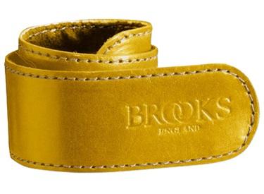 BROOKS ENGLAND TROUSER  STRAP  YELLOW/ブルックス イングランド トラウザーストラップ イエロー