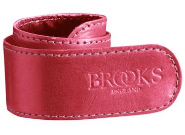 BROOKS ENGLAND TROUSER  STRAP  DARK PINK/ブルックス イングランド トラウザー ストラップ ダーク ピンク