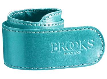 BROOKS ENGLAND TROUSER STRAP TURQUOISE/ブルックスイングランド トラウザー ストラップ ターコイズ