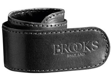 BROOKS ENGLAND TROUSER STRAP  BLACK/ブルックス イングランド トラウザーストラップ ブラック