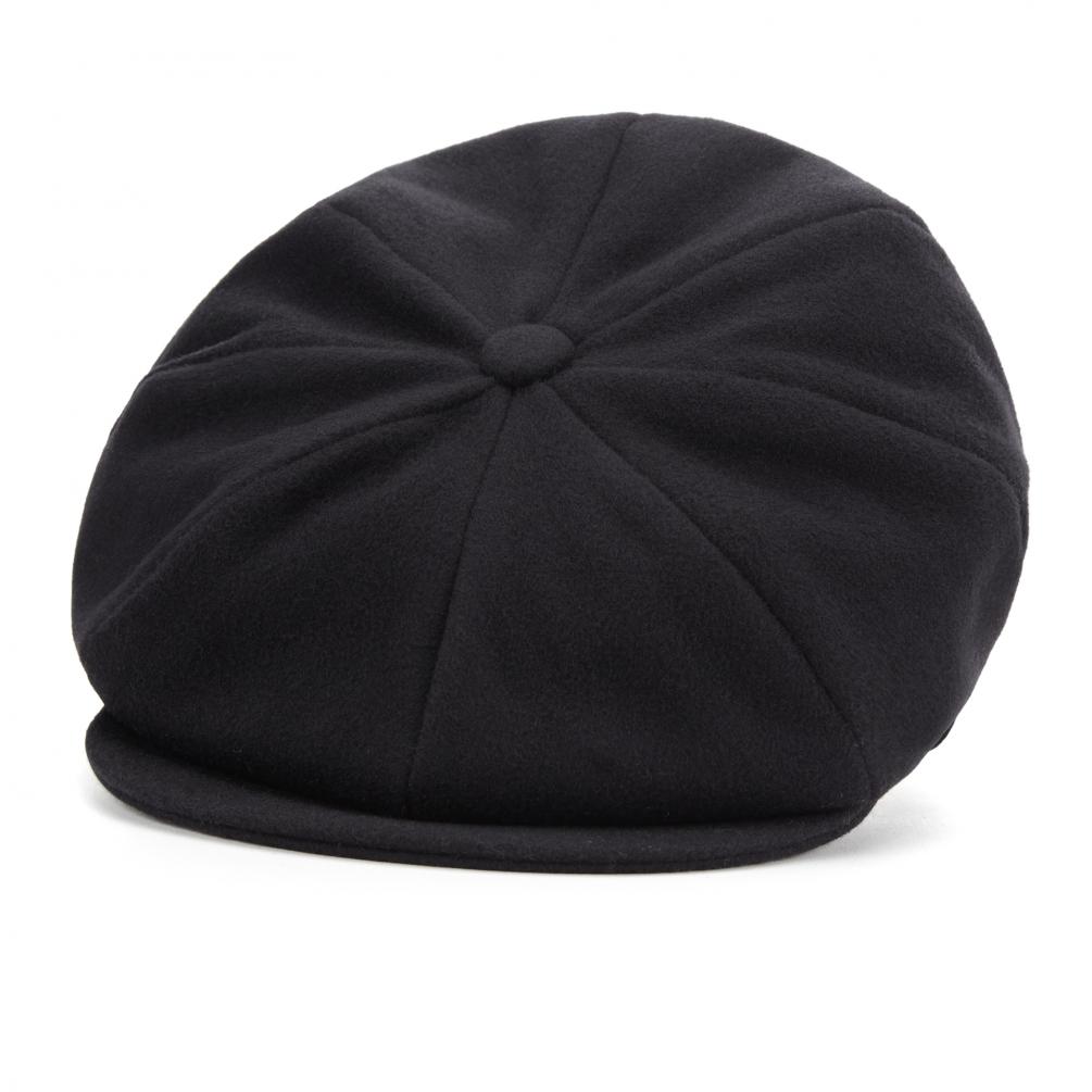 JAMES LOCK ジェームスロック キャスケット 帽子 ブラック SANDWICH