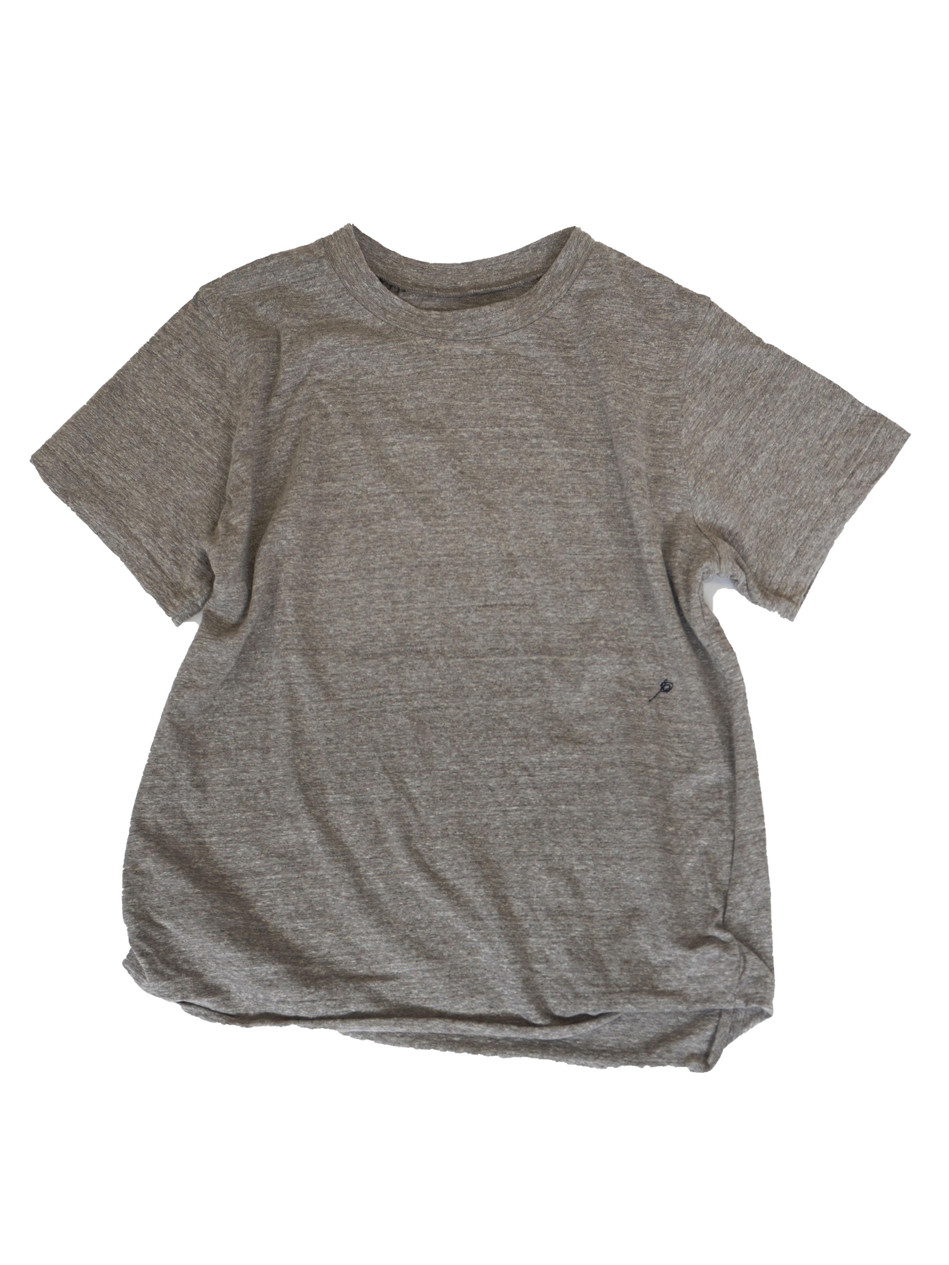 ラフィ天竺ショート袖Tシャツ