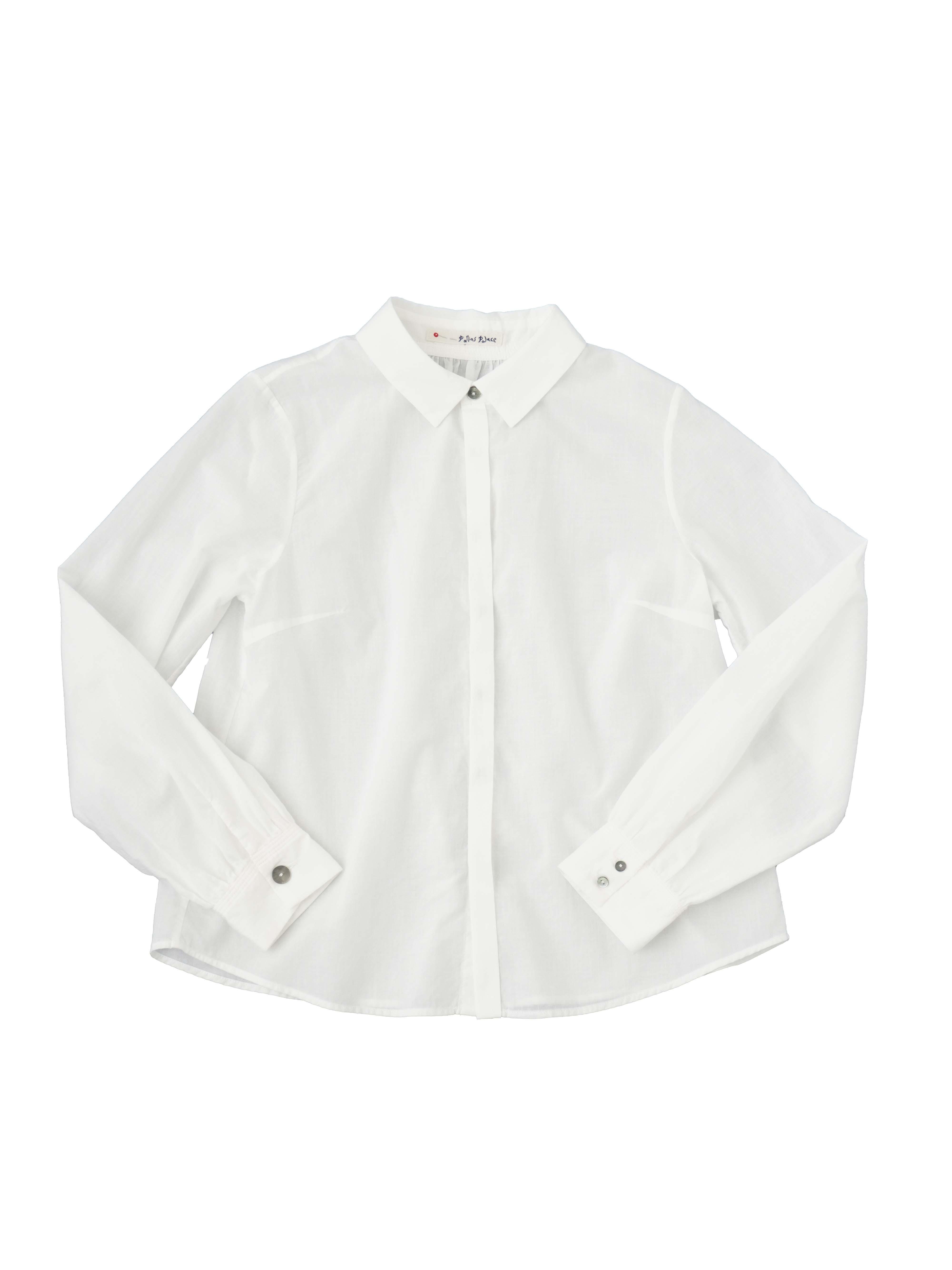 60/ローンパフィーウォッシュレギュラーシャツ
