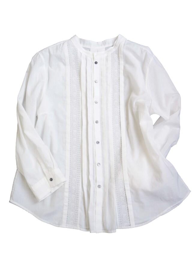 ローンレースタックシャツ