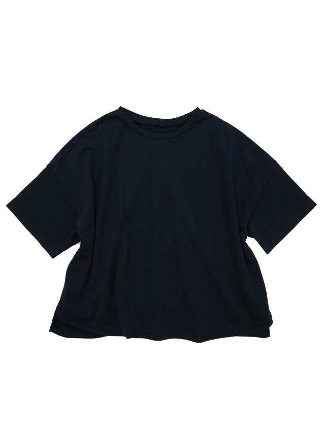 ハイゲージ度詰め天竺5分袖tシャツ