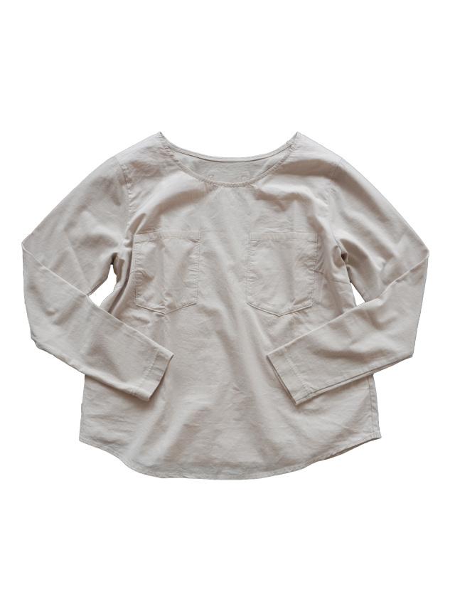 トンローンタイプライター×天竺製品染めポケットTシャツ
