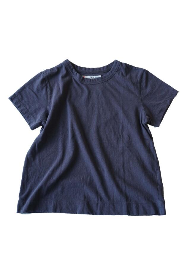 ラフィ天竺製品染めショート袖Tシャツ