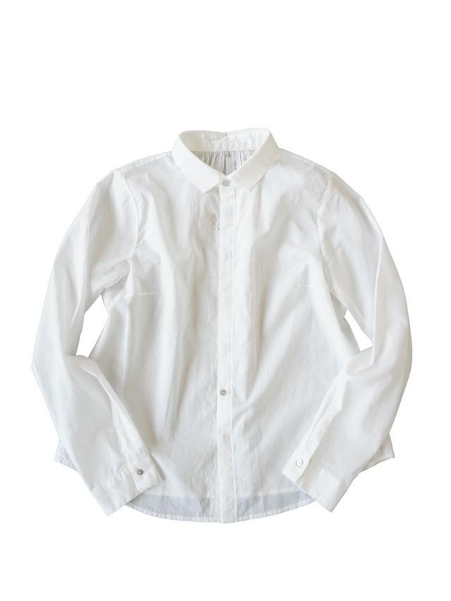 ローン初恋草柄箔プリントシャツ