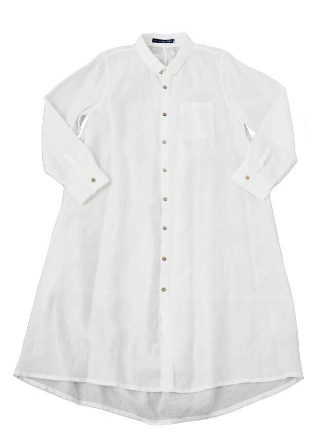 60/リネン裾たっぷりチュニック