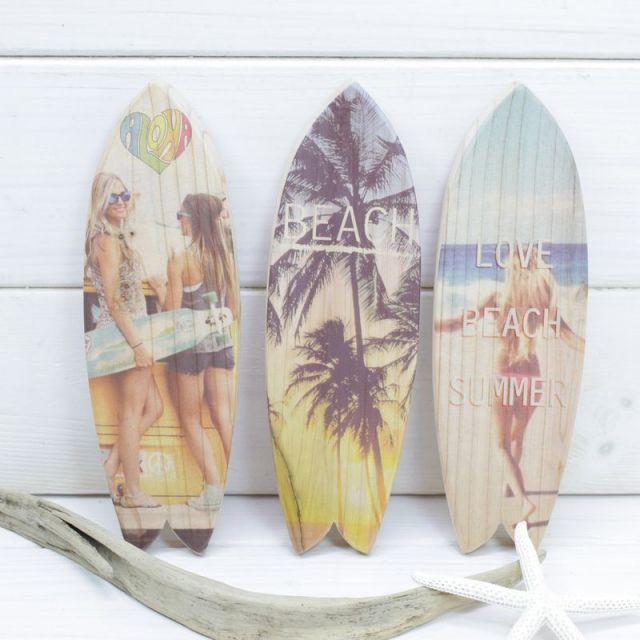 サーフィン,サーフボード,オブジェ,木製,ビーチガール,海を感じるインテリア,ビーチハウス,インテリア,雑貨,beach,壁掛け,沖縄,通販