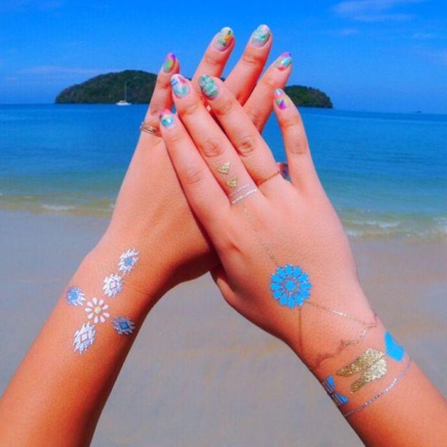 ビーチ/マリン/ファッション/パームシーズン/ 沖縄/通販 /シャイニングタトゥー/ShiningTattoo
