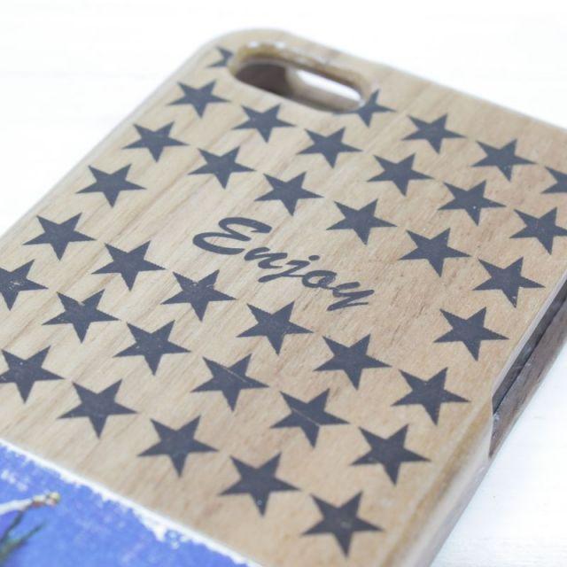 seashoreinc/iPhoneケース /スマホケース/ウッド/STAR/ビーチ/リゾート/マリン/ファッション/パームシーズン/ 沖縄/通販