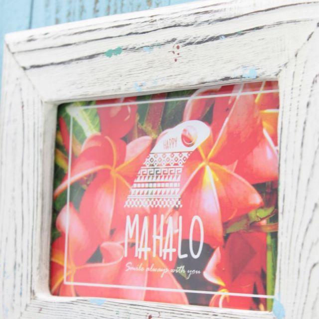 シーショアインク/ビーチハウス/インテリア/雑貨/パームシーズン/ 沖縄/通販 /seashoreinc/ハンドメイド/写真立て/フォトフレーム