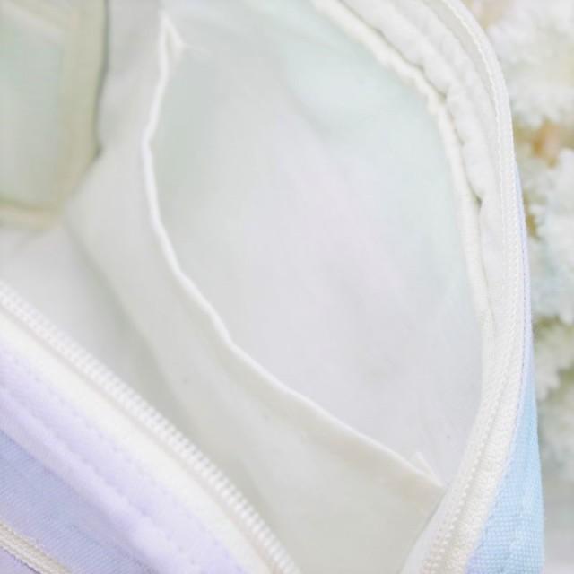 タイダイ柄/ポーチ/小物入れ/化粧ポーチ/スマイル/サーフ/ヤシの木/ビーチ/ファッション/専門店/沖縄/パームシーズン/通販